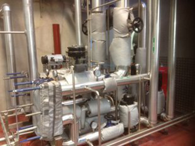 Pipetech pipework