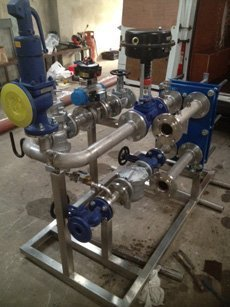 Pipetech pipework contractors